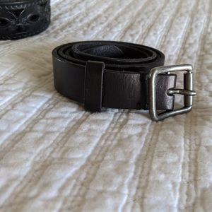 Lucky Brand skinny belt